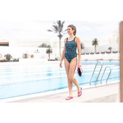 Bañador de natación para mujer Taïs Afi negro