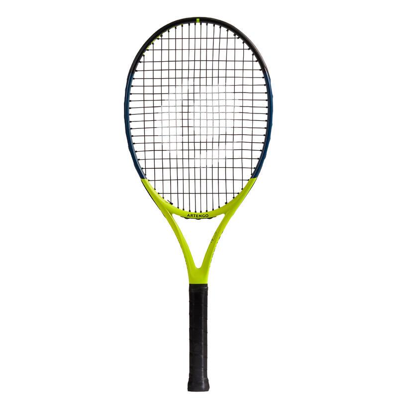 Dětská tenisová raketa TR530 26 žlutá