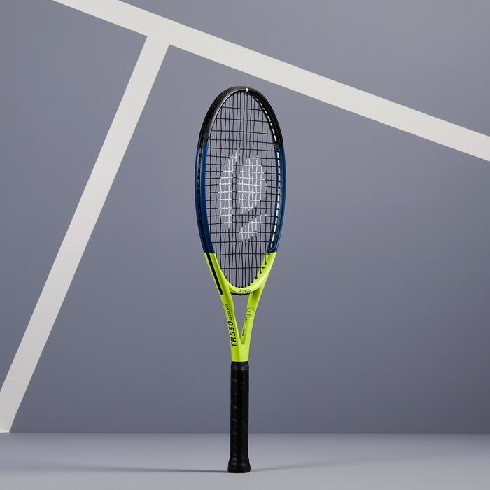 Tennisracket voor kinderen TR 530 26 geel
