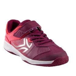 Tennisschoenen voor kinderen Artengo TS160 paars/roze