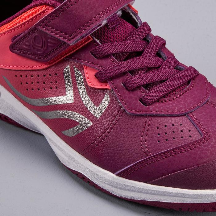 Tennisschuhe TS160 Turnschuhe Kinder purpur/pink