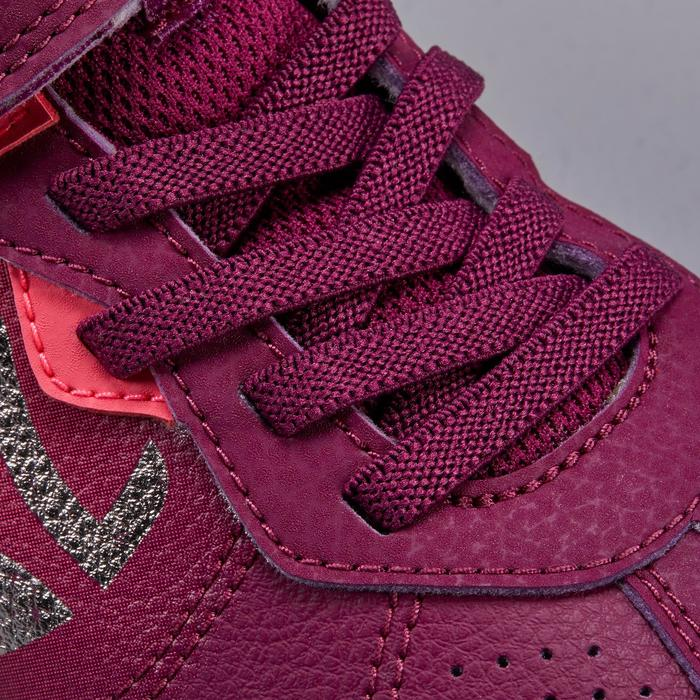 Tennisschoenen voor kinderen TS160 paars/roze