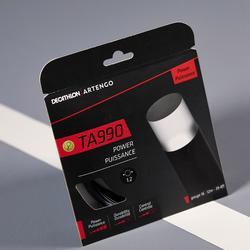 單絲纖維網球線TA 990 Power(1.20 mm線徑)-黑色