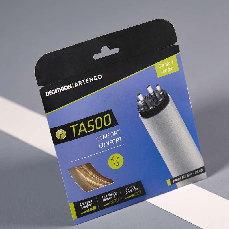 TENNIS STRINGS Squash - TA 500 Comfort 1.3mm ARTENGO - Squash