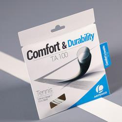Corda de Ténis Monofilamento TA 100 1,25 mm Branco 12 M