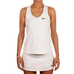 Sportshirt racketsporten Dri-Fit dames wit - 168757