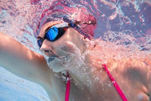 femme nage nabaiji