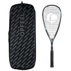 Squashracket set SR 560 (racket SR 560 en tas voor 3 rackets)