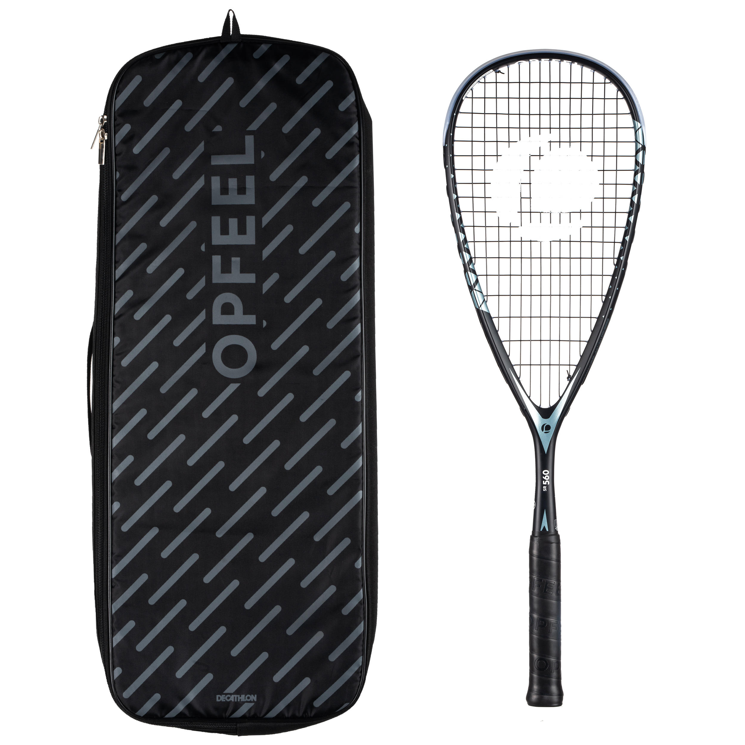 SET rachetă squash SR560 imagine