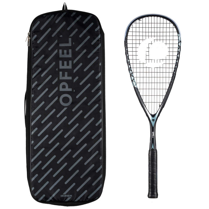 SQUASHRACKET Racketsport - SET SR560 OPECO 2019 OPFEEL - Squashutrustning