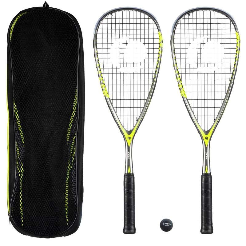 SQUASH Sport di racchetta - Kit squash SR 560 OPFEEL - SQUASH