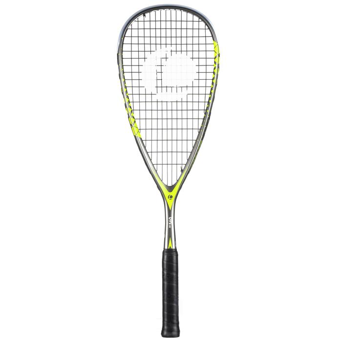 SET RAQUETTE DE SQUASH SR 560 CLUB (2 RAQUETTES, BALLE POINT ROUGE ET SA HOUSSE)