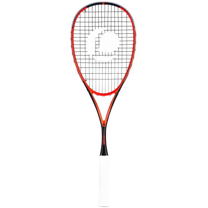 Raqueta Squash Opfeel SR 960 Control - 125 g Adulto Coral/Negro