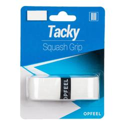 GRIP DE SQUASH TACKY BLANCO