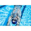 PLAVECKÉ BRÝLE A MASKY Plavání - BRÝLE SPIRIT L BÍLO-ČERNÉ NABAIJI - Doplňky plavce
