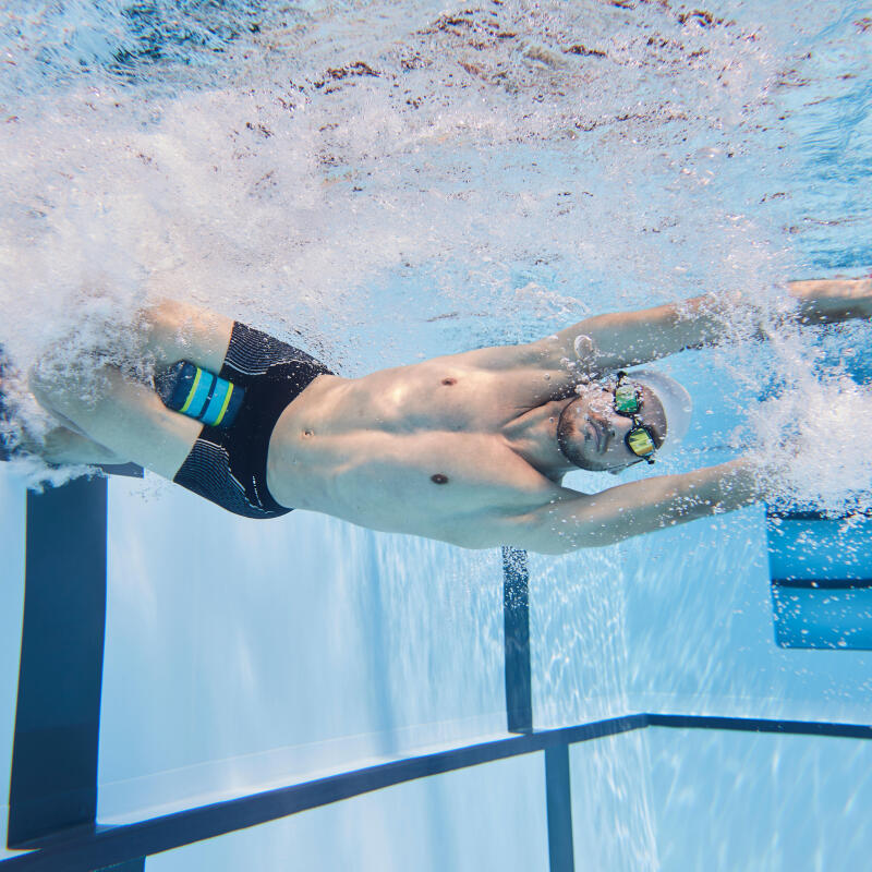 How to count lengths when swimming