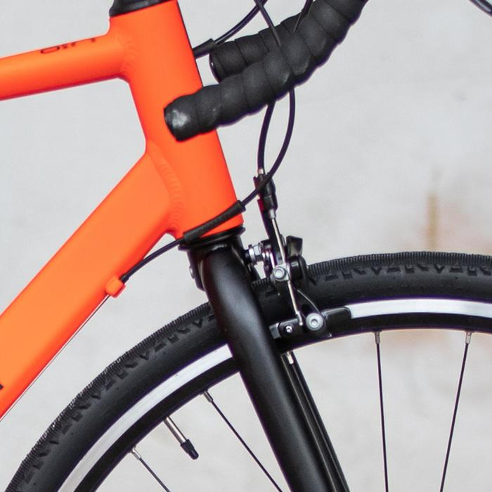 RENNRAD TRIBAN RC 100 ORANGE LIMITED EDITION