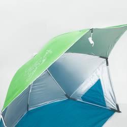sp sombrilla refugio azul claro / verde