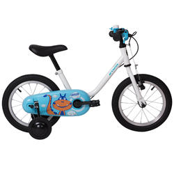 "Dragon 14"" Bike Ages 3-5"