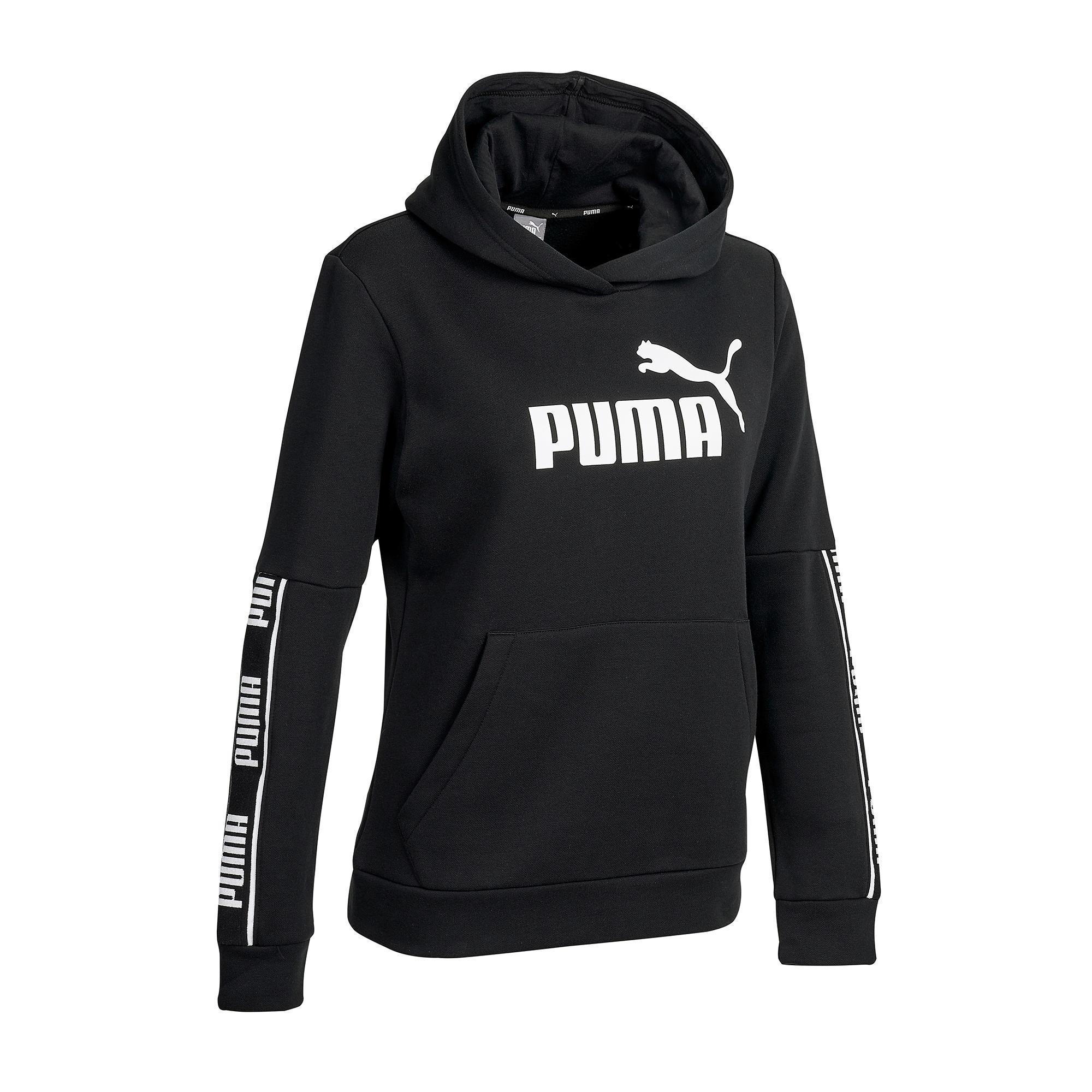 Sweat puma femme noir puma
