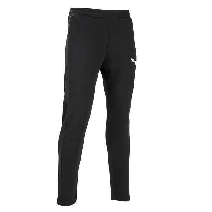 Pantalon Puma regular Pilates Gym douce noir homme