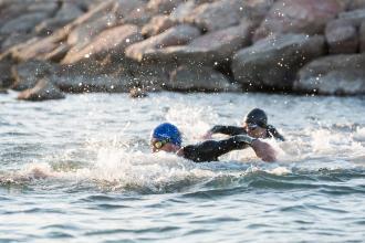 Natation : Quelle nage pour un triathlon ?
