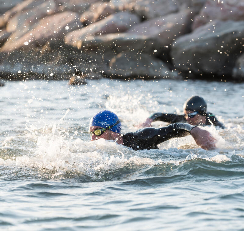 Swimming: Which stroke to use for a triathlon