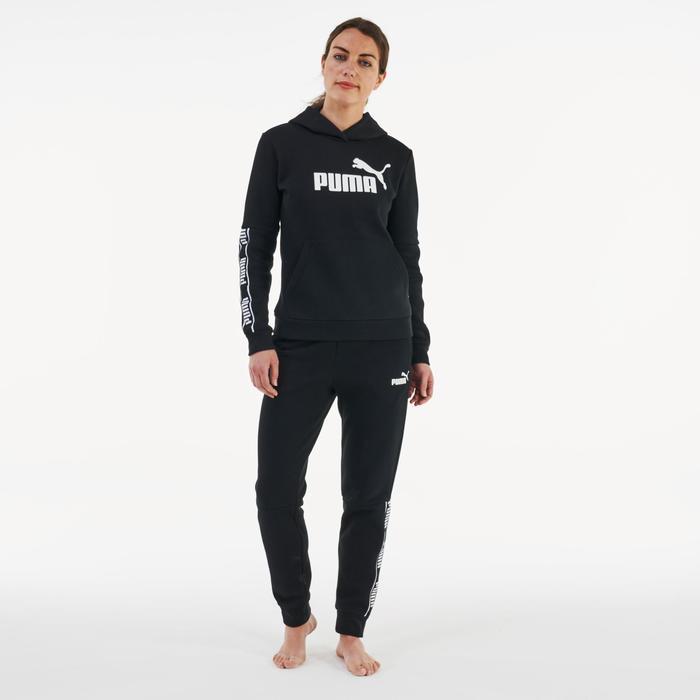Pantalon Puma regular femme noir