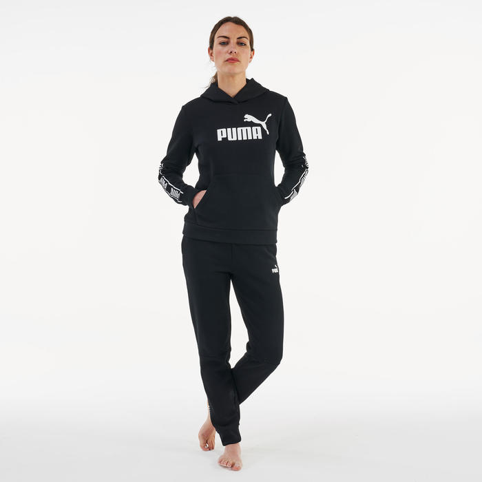 Jogginghose Regular Damen schwarz