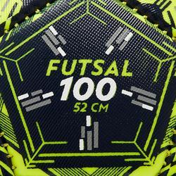 Ballon de Futsal FS100 52cm (taille 2)