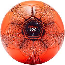 Bal voor zaalvoetbal 100 58 cm (maat 3)