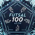 FUTSALOVÉ MÍČE Futsal - FUTSALOVÝ MÍČ FS100 43 CM IMVISO - Futsal