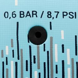 Bal voor zaalvoetbal FS100 43 cm (maat 1)