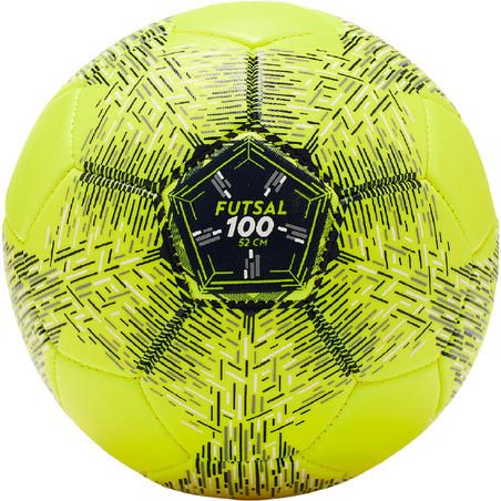 Futsal Ball FS100 - 52 cm (Size 2)