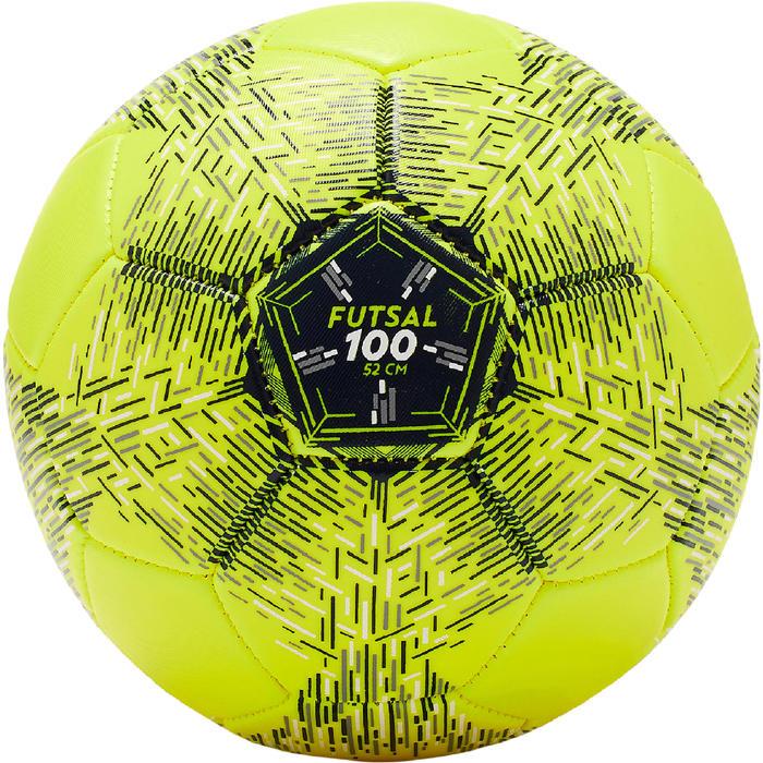 Balón de Fútbol Sala FS100 52 cm (talla 2)