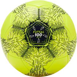 Bola de Futsal Formação 100 52 cm Amarelo