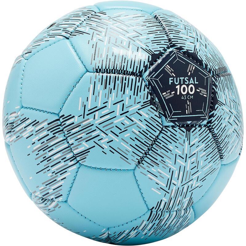 Minibalón Fútbol Sala Fs100 43 Cm Talla 1 Imviso Decathlon