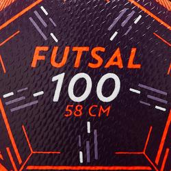 Balón de Fútbol Sala FS100 58 cm (talla 3)