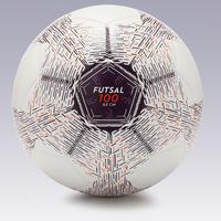 100 Hybrid 63 cm Futsal Ball