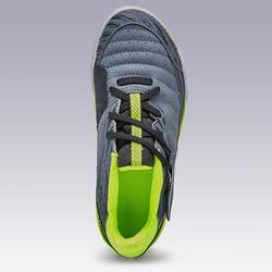 Zapatillas de Fútbol sala ESKUDO 500 KD gris