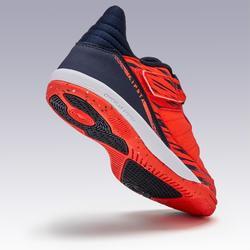 Zapatillas de fútbol sala ESKUDO 500 KD Rojo