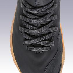 Chaussure de futsal enfant ESKUDO 900 noire orange