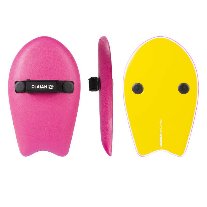 BODYSURF - Bodysurfing HANDPLANE 100 pink RADBUG