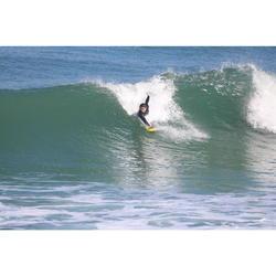 plaquette handplane bodysurf 100 rose