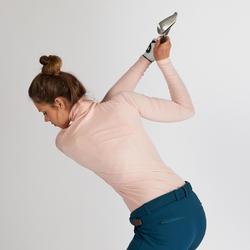 Coltrui voor golf dames koud weer roze
