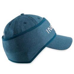 Golf Cap Stirnband warm Damen dunkelgrün