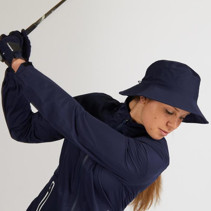 Gorra bob de golf para mujer Rain Weather azul marino