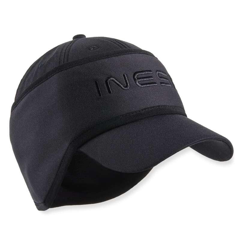 ABBIGLIAMENTO GOLF UOMO TEMPO FREDDO Golf - Cappellino golf uomo nero INESIS - Abbigliamento e scarpe golf