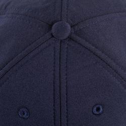 Golfpet met hoofdband voor heren koud weer marineblauw