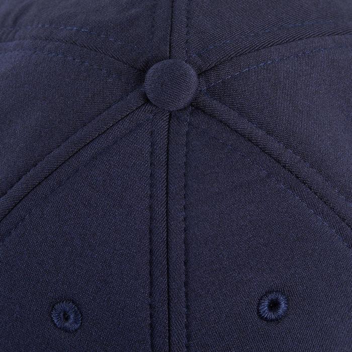 Gorra Golf Hombre Azul Marino Banda Tiempo Frío